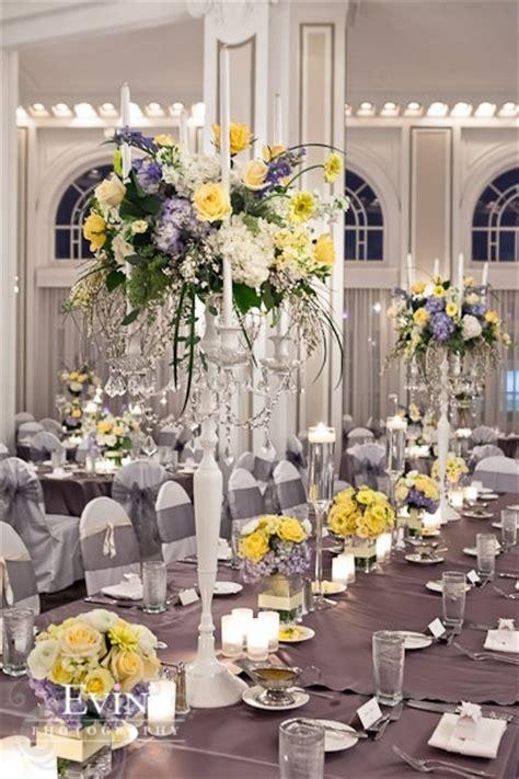 grey wedding centerpieces grey and yellow wedding centerpieces memes