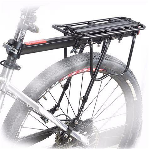 Bicycle Cargo Rack by Bicycle Rear Rack Adjustable Mountain Bike Cargo Racks Mtb Cycling Luggage Bicicleta Racks Bag