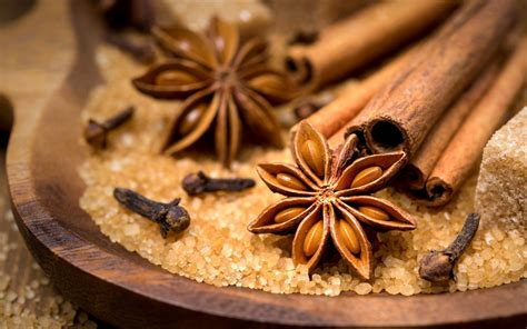Rempah Rempah coffee anise cinnamon spices photo hd wallpaper all
