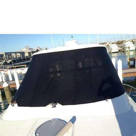 boat windshield cover artfulcanvas windshield cover 520 cruisers