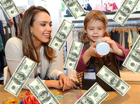 focused on the future jessica alba liked what she saw on thursday as jessica alba the richest mogul in mummywood australian