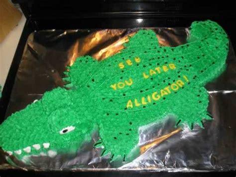 crocodile birthday cake template alligator cake template www imgarcade image