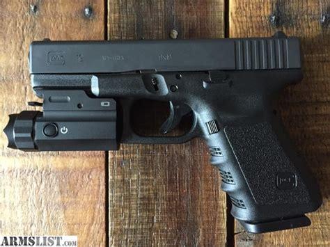Glock 19 Light by Armslist For Sale Glock 19 W Light