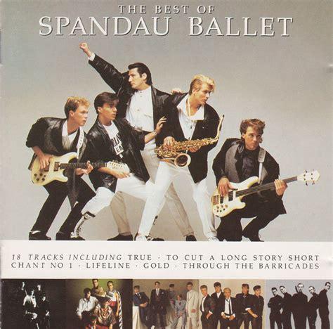 gold best of spandau ballet spandau ballet the best of spandau ballet cd at discogs