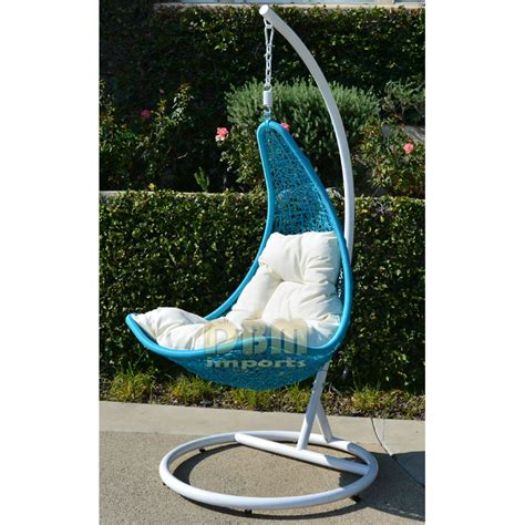 wicker hammock swing chair egg shape wicker rattan swing lounge chair weaved hanging