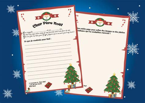 Exemple Lettre Au Pere Noel En Anglais 201 Cris Ta Lettre Au P 232 Re No 235 L