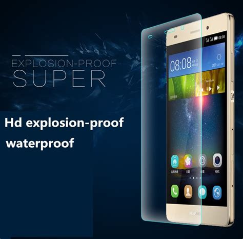 Tempered Glass Lamya Huawei Y5ii Huawei Y5 2 Honor 5 מוצר tempered glass screen protector for huawei ascend