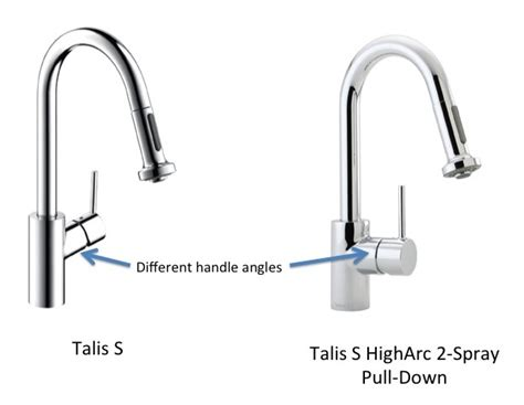 hansgrohe talis kitchen faucet confused about hansgrohe talis s kitchen faucets