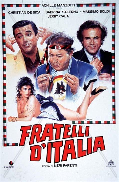 film it italia 1989 fratelli d italia cinepanettoni it
