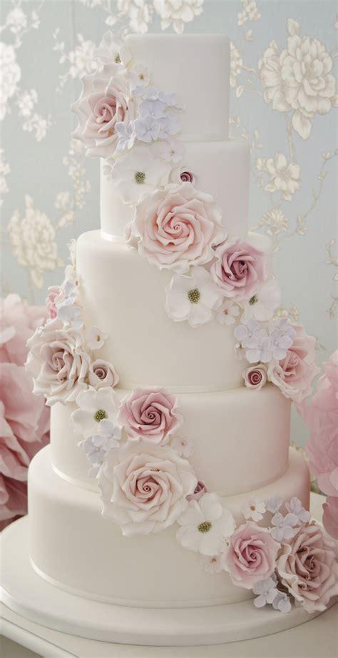 wedding cake ideas sugar flowers the magazine
