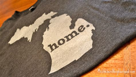 the home t a stylish way to show your state pride