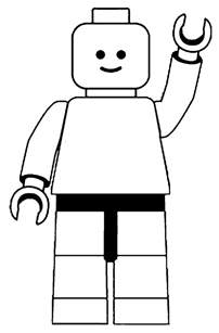 Lego Outline by Lego Template Search Results Calendar 2015