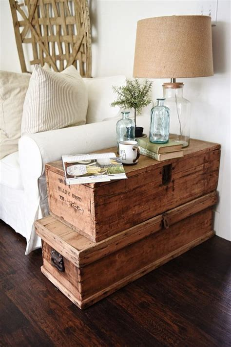 Rustic Living Room Tables | 30 pretty rustic living room ideas noted list