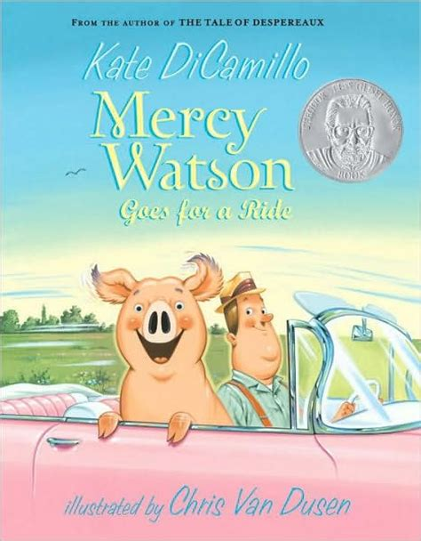 mercy and books mercy watson goes for a ride mercy watson series 2 by