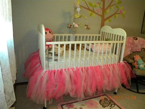 Tutu Crib Bedding 1000 Ideas About Tutu Crib Skirt On Pinterest High Chair Decorations High Chair Banner And