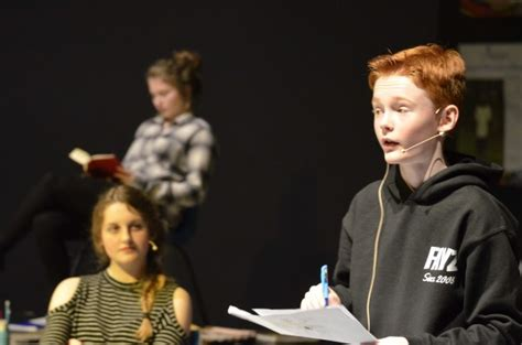chat room script enda walsh drama school productions st s church of aided school exeter uk