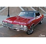 Candy Apple Red 1969 Chevrolet Malibu For Sale  MCG