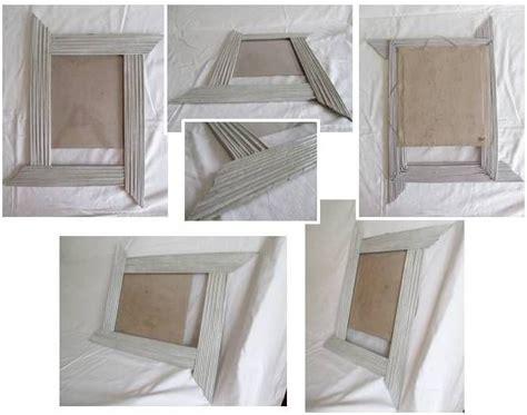 cornici bianche per foto cornice canne di carta colore grigio con sfumature