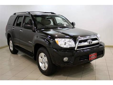 Used Toyota 4runner 4x4 For Sale Used 2009 Toyota 4runner Sr5 4x4 For Sale Stock Tu7744a