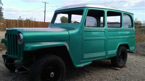 56 willys jeep for sale 1956 jeep willys jeep trucks for sale trucks