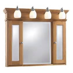 medicine cabinet lights strasser woodenworks mirrored medicine cabinet with
