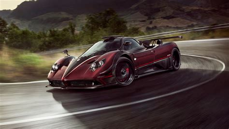 pagani zonda 2017 pagani zonda fantasma evo 2017 4k wallpapers hd