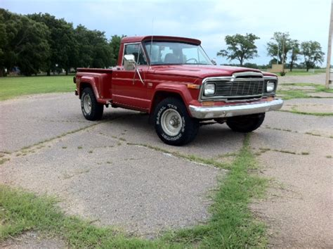 Jeep J10 For Sale 1980 Jeep J10 For Sale