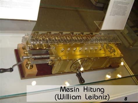 Mesin Jahit Itik bab1 sejarah komputer bagian pertama