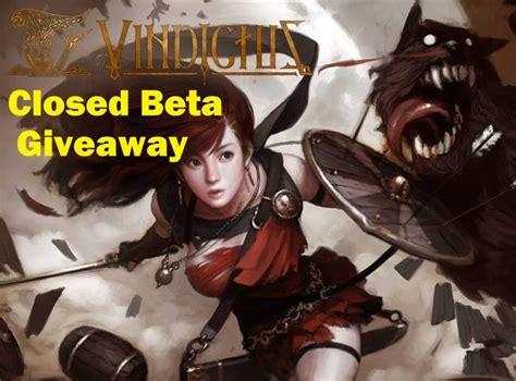 Vindictus Giveaway - vindictus europe closed beta giveaway