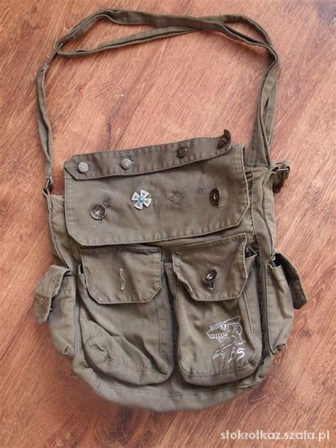Nuzila Syari Khaki By Amily wojskowa torba big khaki w torebki na co dzień szafa pl