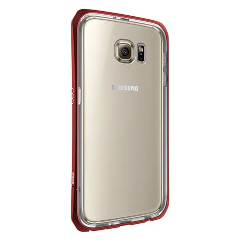 Casing Samsung Galaxy S6 Bumper Almunium Bumper Gratis Screen Guard seidio tetra pro metal bumper for samsung galaxy s6 samsung galaxy s6 bumper cases