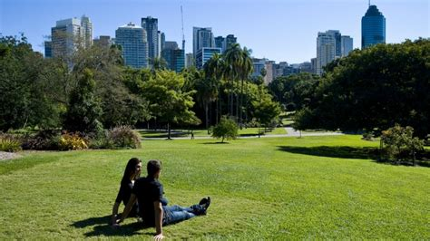 Botanical Gardens Brisbane City The Best Of What S On Cus In Brisbane Choose Brisbane