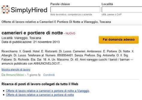lavoro macerata offerte di lavoro un annuncio di lavoro con numerazione 895 in questo caso