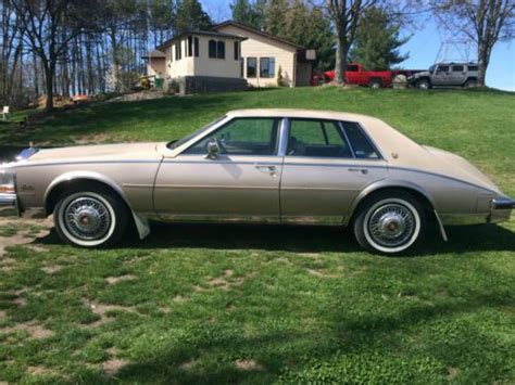 00 Cadillac Seville Buy Used Classic Caddy 1985 Cadillac Seville In New