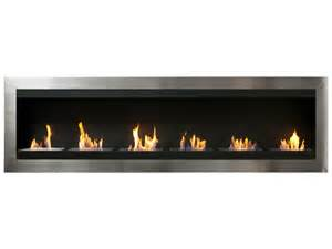 maximum bio ethanol recessed fireplace