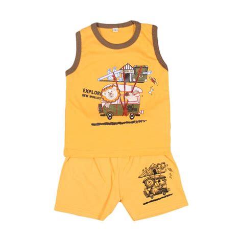Baju Setelan Singlet Anak Bayi by Jual Uaka Baby Uk 411139 Baju Bayi Setelan Singlet Oblong