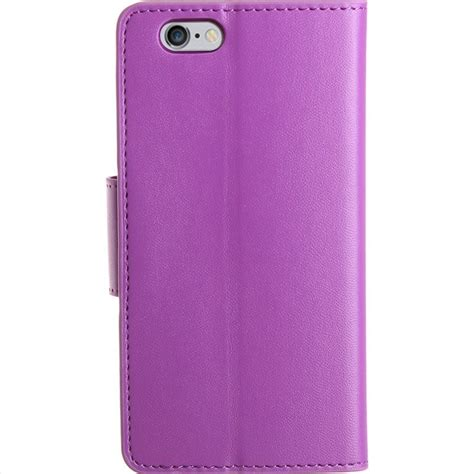 Purple King Iphone All Hp goospery sonata diary purple for apple iphone 6 by mercury