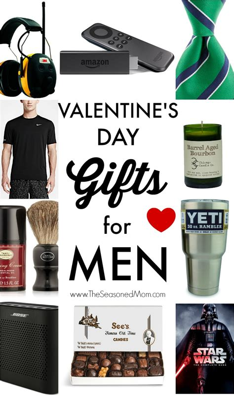 valentines day gifts for men valentine s day gifts for men the seasoned mom