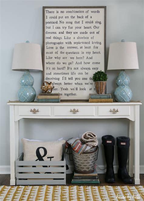 january home decor my web value