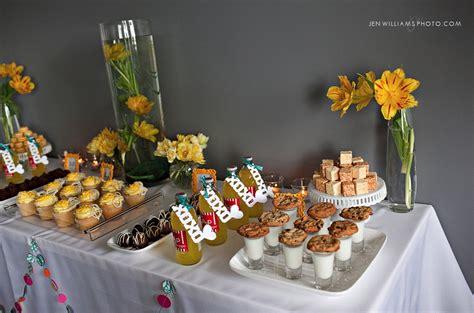 Dessert Bar Ideas For Baby Shower by Ot Need Dessert Recipe For Baby Shower Brunch