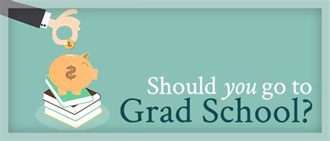 is it worth going to graduate school the top reasons to go to grad
