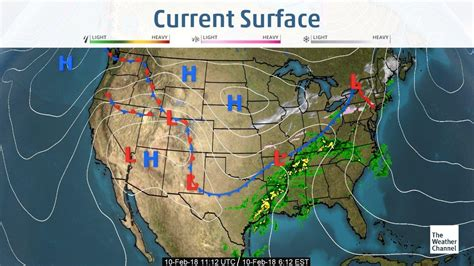 us weather map current temps current weather map weather