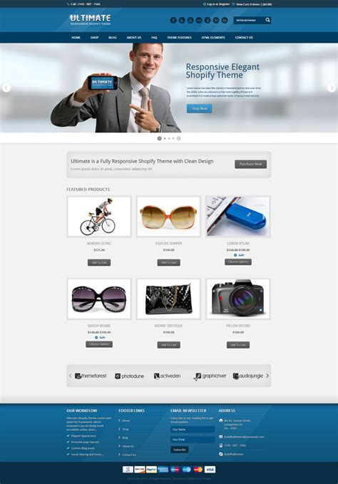 shopify themes breadcrumb 20 exceptional ecommerce shopify themes