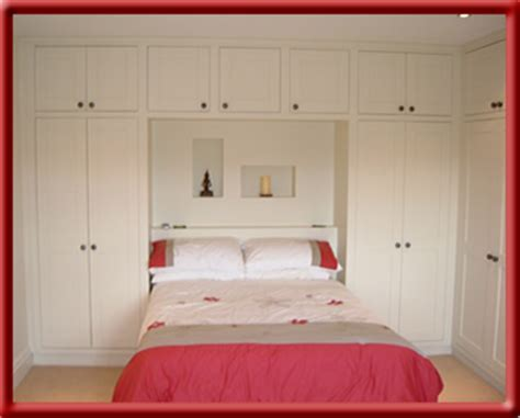 Fitted Overbed Wardrobes by Top Drawer Furniture Superior Fitted Wardrobes