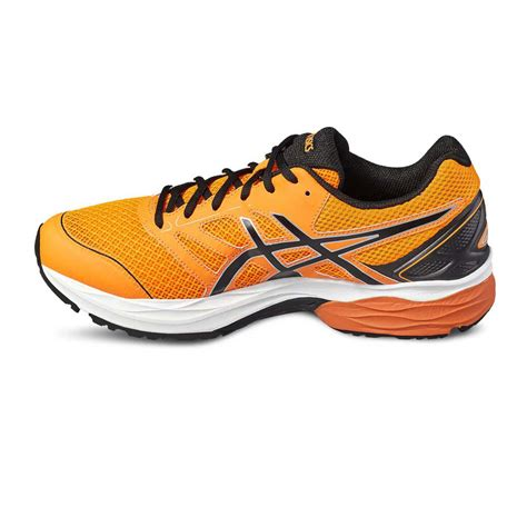running shoes orange factory outlet asics gel pulse 8 running shoes ss17