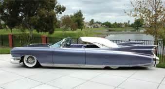 Cadillac El Dorado 1959 1959 Cadillac Eldorado Custom Seville Convertible 43636