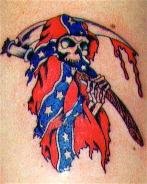 rebel flag rose tattoos my designs confederate flag tattoos