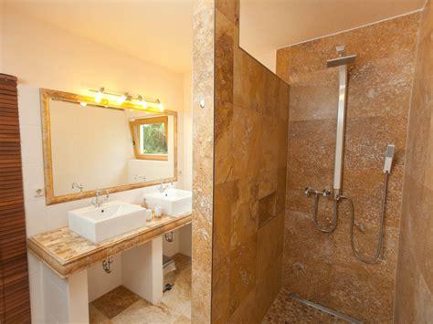 badezimmer mit naturstein ferienwohnung luxus in mollenberg erleben lindau am
