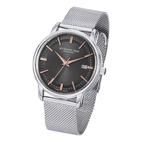 s and s st 252 hrling original mesh watches