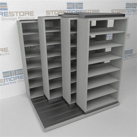 Sliding Shelf System by Q621lg 4p7 Size 4 Row Slide To Side System